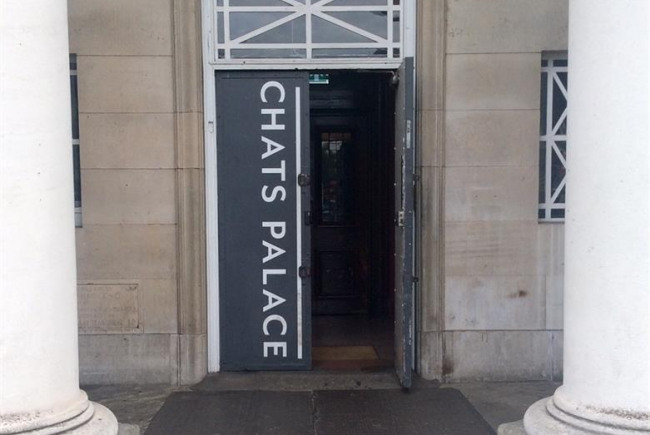 A New Front Door for Chats Palace STG 1