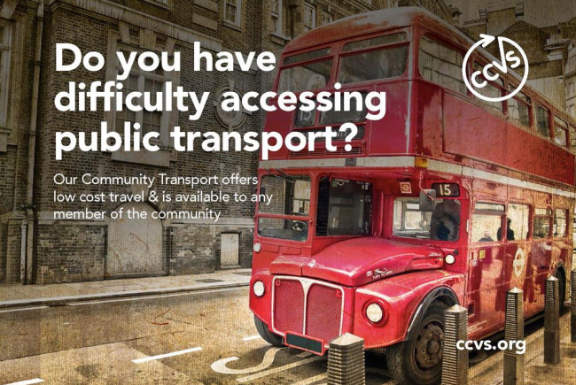 Community Bus - Colchester