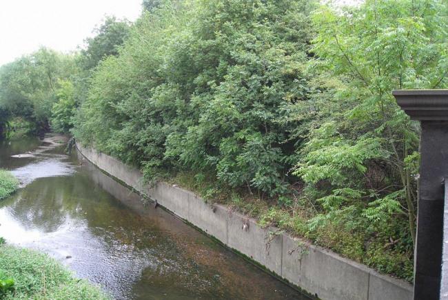 Greenford Bridge Riverside Renewal TYS2