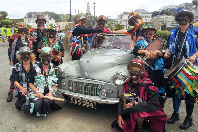 All Things Morris in Ilfracombe