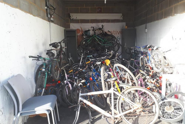 Community Bike Recycling Project