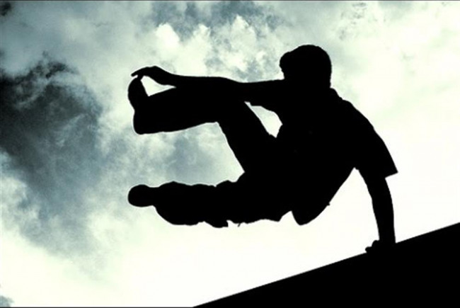 Just Cause Parkour