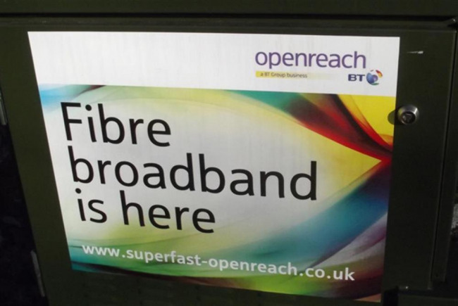 Superfast Fibre for Stechford