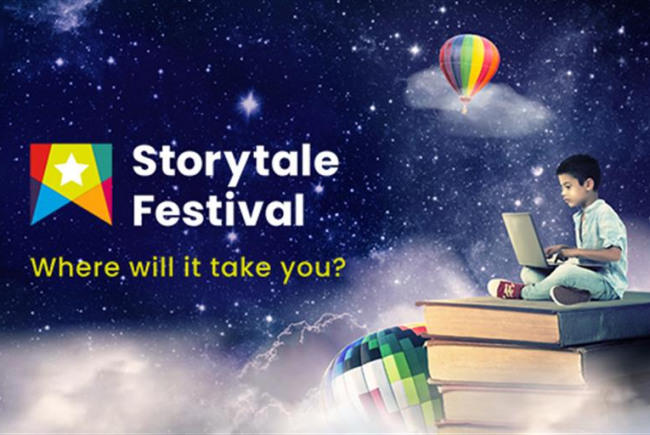 Storytale Festival 2020