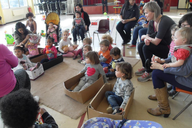 Sunbeam Tots Playgroup