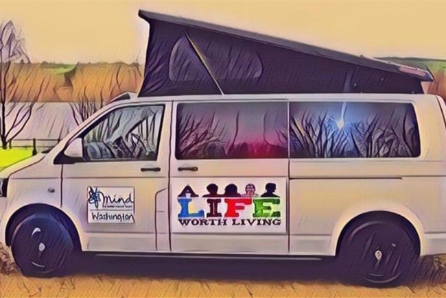 Washington Mind Community Outreach Van