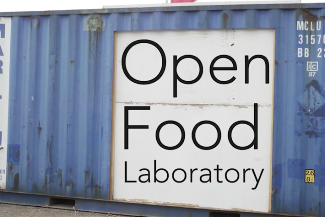 Open food laboratory