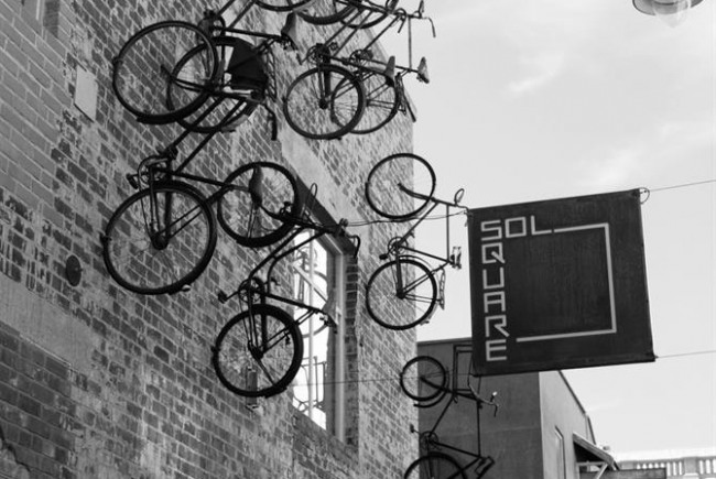 Leicester Cycle Cafe