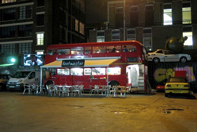 London Bus Cafe