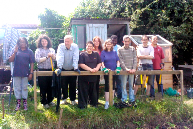 Rathbone Gardening Project
