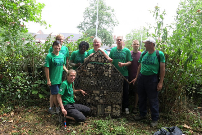 Bromley Green Gym: Empowering Volunteers