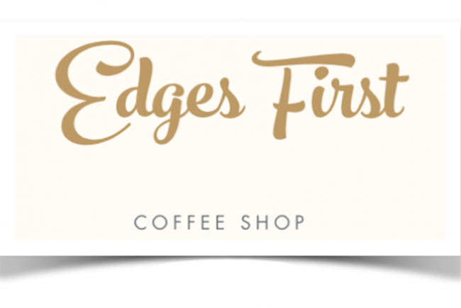 Edges First Coffee Shop