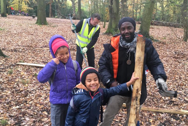 Streatham Community Woodland Project