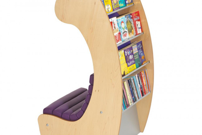 Avonmore Library - Reading Nook