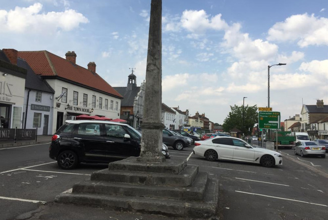 Enhancing Bawtry's historic town centre