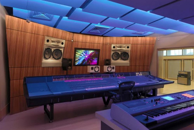 World Class Recording Studio for Croydon