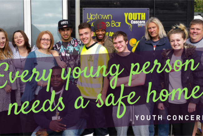 'The Next Step' Youth Homeless Project