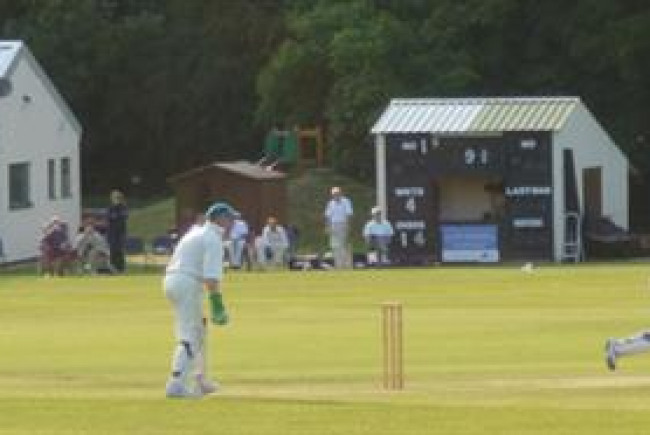 Help Saxlingham Cricket Club!