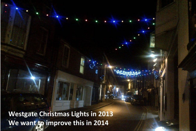 Ripon Christmas Lights 2014