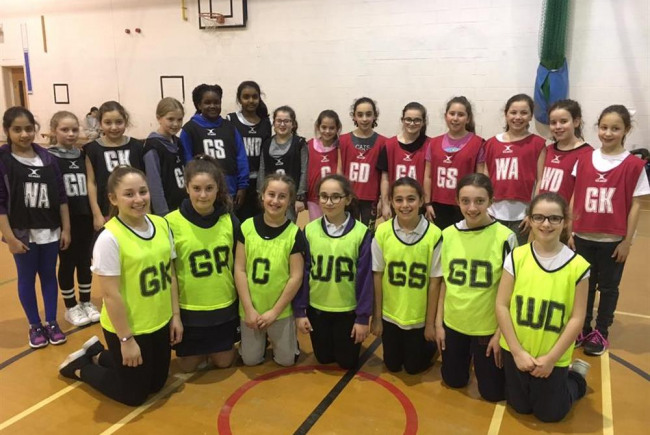 Community Netball Coaching and Matches