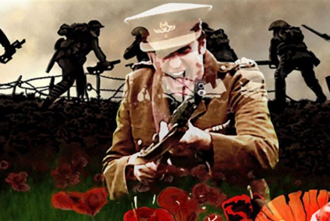 To educate & inspire children about WW1