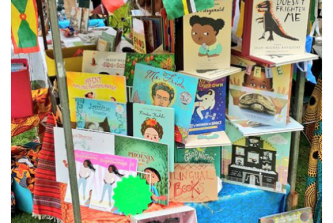 Book Love Multicultural Carnival