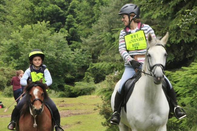 Fun Horse Ride for Charity
