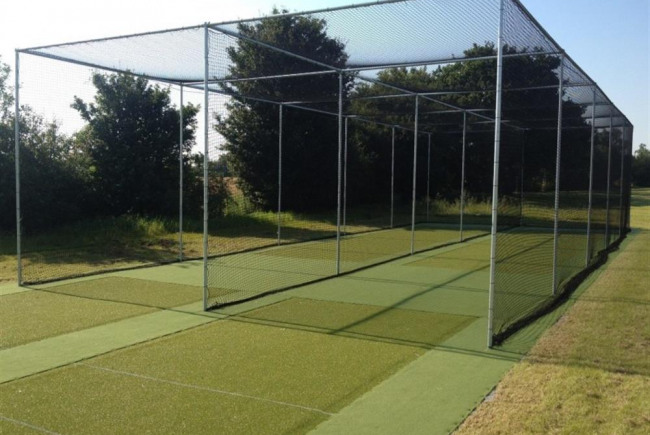 New Practice Nets for Kilnwood Vale