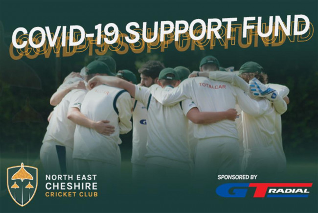 Jets Cricket COVID-19 Support Fund
