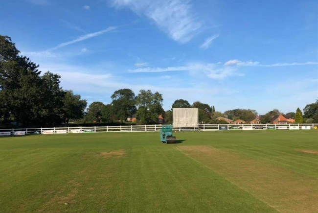 Uttoxeter CC Maintenance Equipment Fund