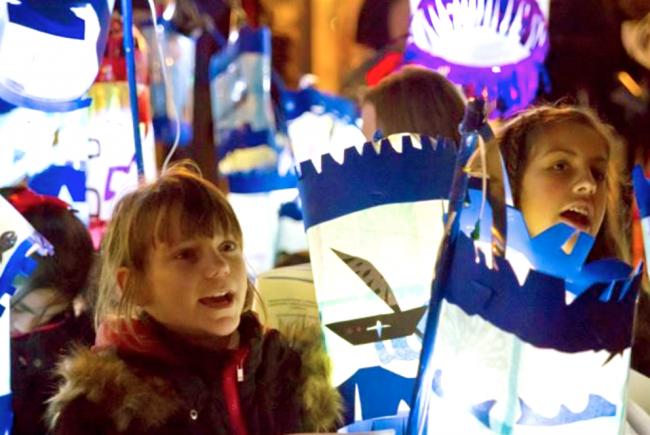 Catford South Kids' Lantern Parade