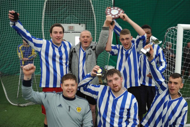 Social Inclusion Football League NE
