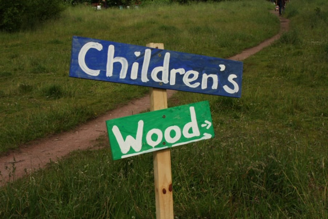 TheChildrensWood