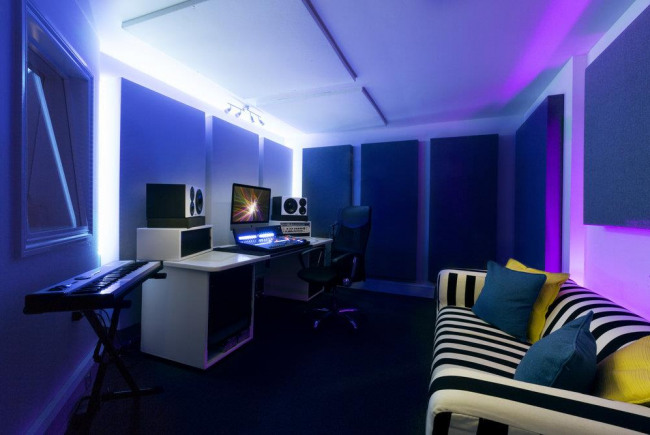 Professional Music Studio in North LDN