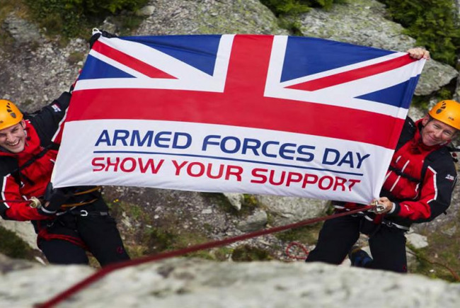Armed Forces Day 29th June 2019