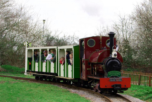 Railway Restoration to Hampton