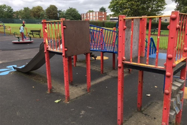The Renovation of Elmhurst Playground