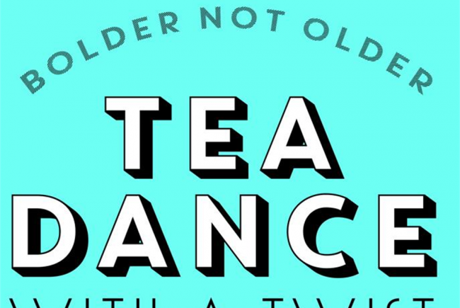 A Tea Dance With a Twist by DanceWest