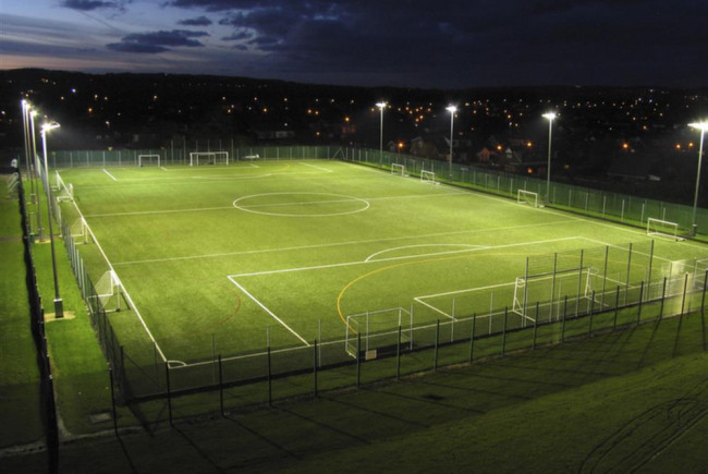 Mavericks RFC 4G sports facility