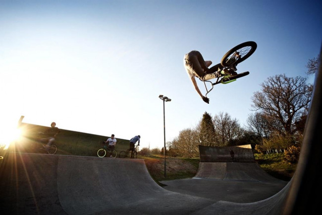 Carterton Skate Park - A New Beginning