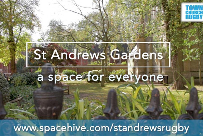 St Andrews Gardens a Space for Everyone