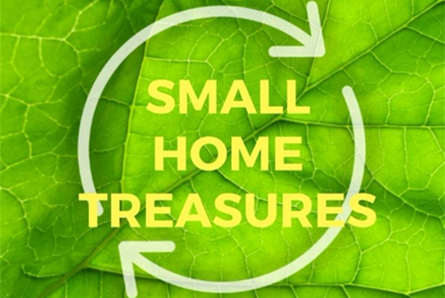 Recycle Your Small Home Treasures