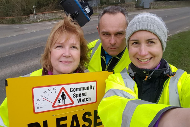 Action On Road Safety in Storrington