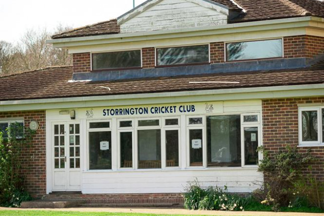 Help fund Storrington Cricket Club