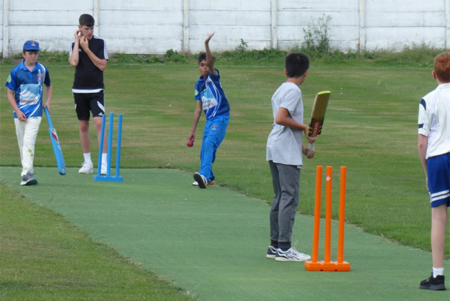 Train new cricket coaches in Bexleyheath