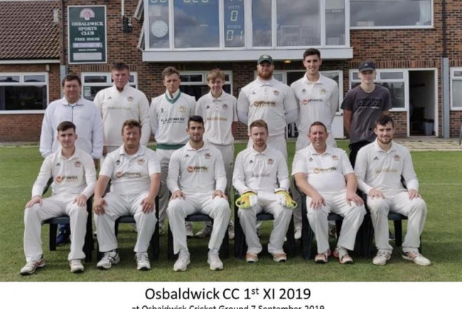 Osbaldwick Return to Cricket