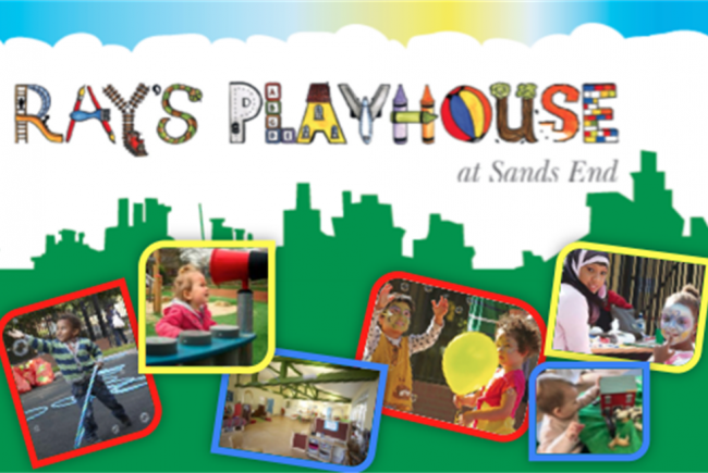 Make Ray's Playhouse Shine Again!