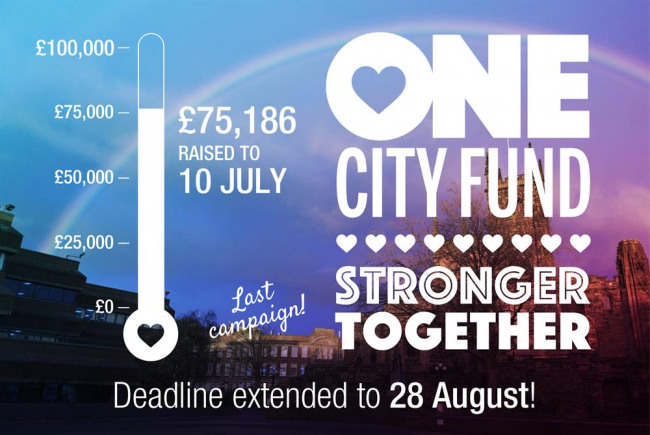One City Fund: Stay Connected