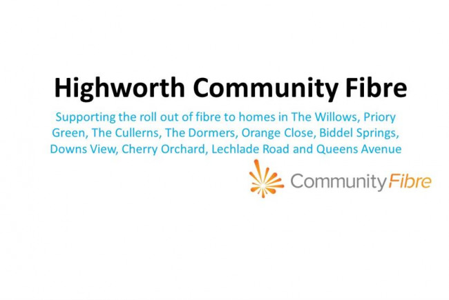 Highworth Community Fibre