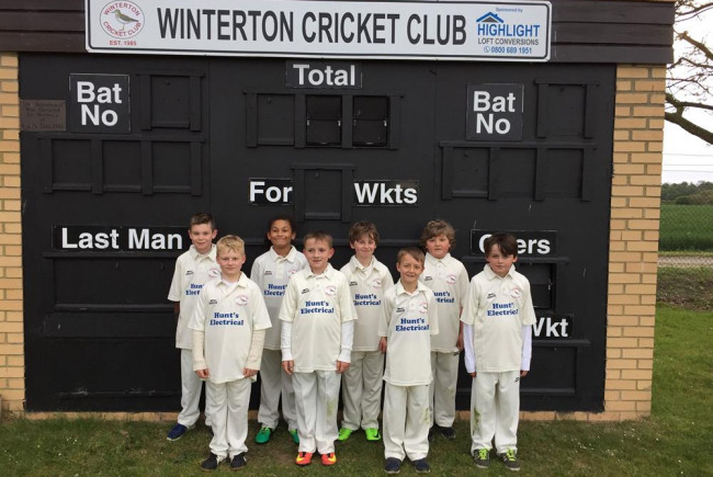 Help Winterton Cricket Club!